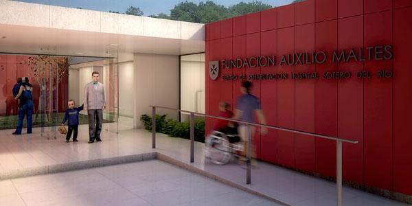 Centro Fundación Auxilio Maltés