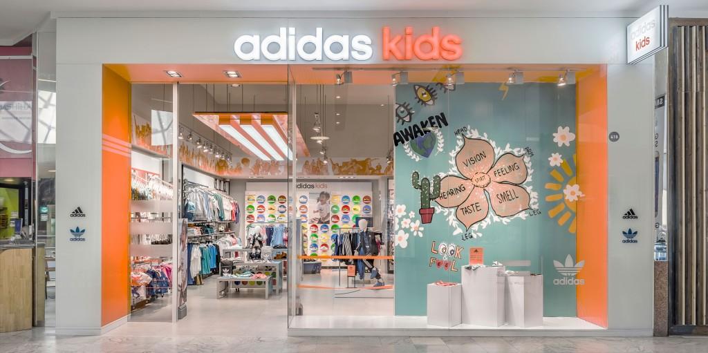 Adidas Kids Parque Arauco