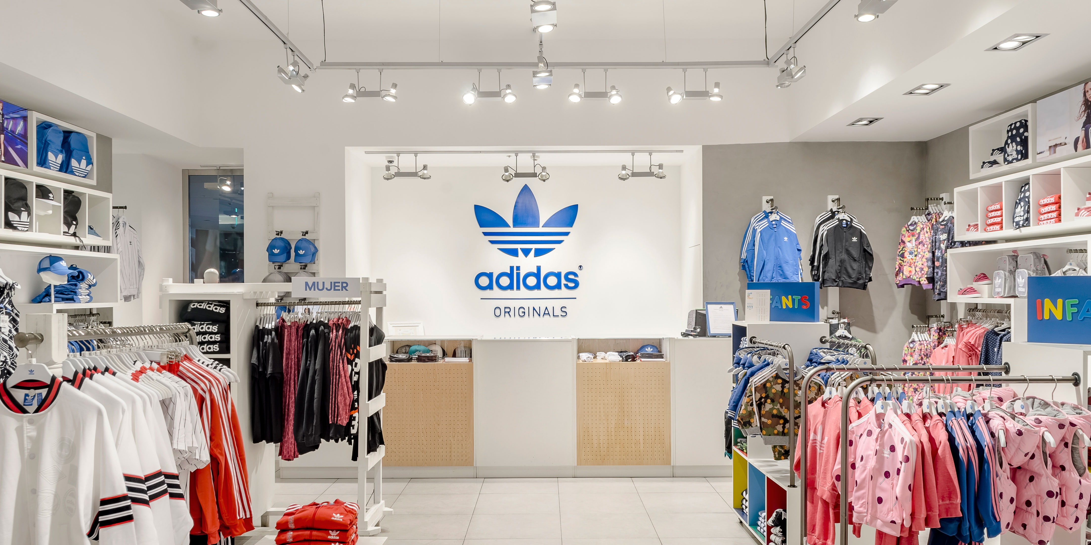 adidas outlet zona oeste