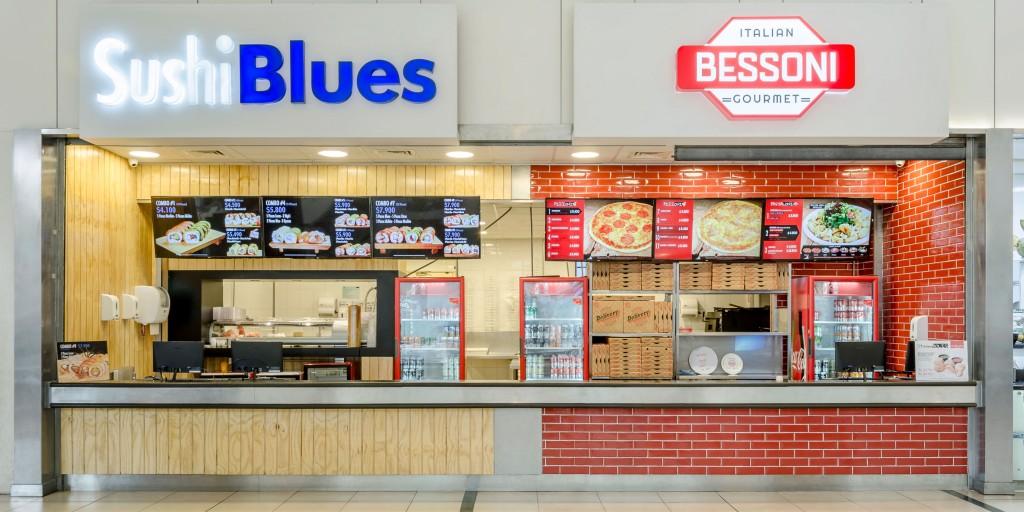 Sushi Blues Plaza Oeste